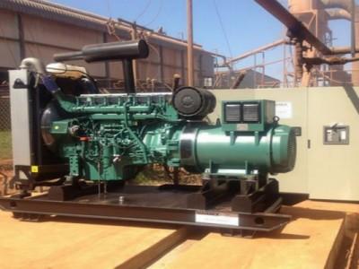 上柴450KW柴油发电机组