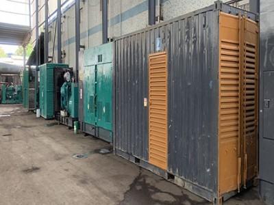 工程建设用电发电机租赁